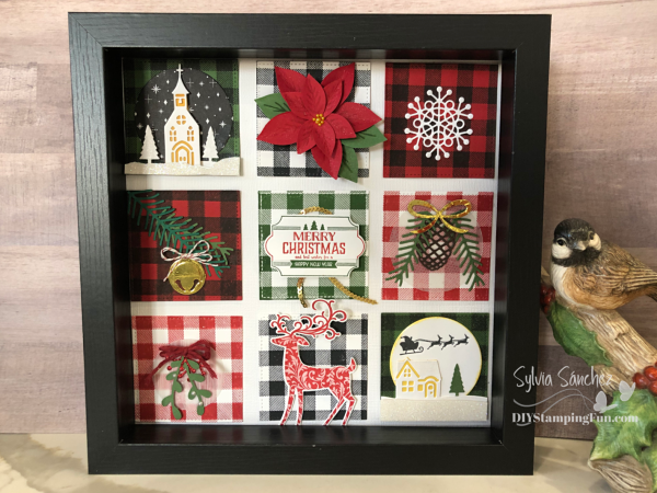 Home Decor Christmas Sampler