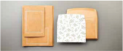 This is Magnolia Lane Large Specialty Memories & More Cards & Envelopes