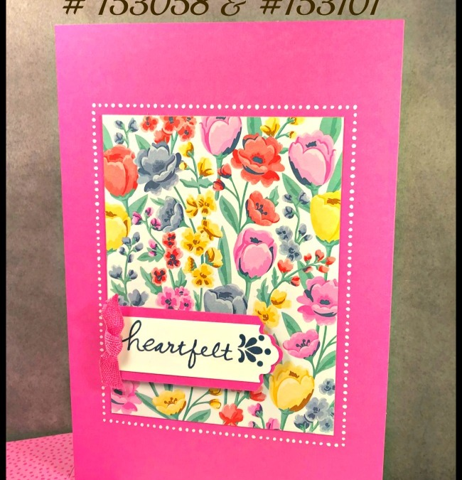 Fast & Easy Cards – Flowers for Every Season